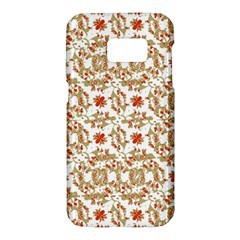 Colorful Modern Pattern Samsung Galaxy S7 Hardshell Case
