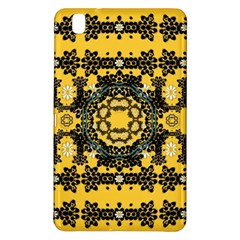 Ornate Circulate Is Festive In A Flower Wreath Decorative Samsung Galaxy Tab Pro 8 4 Hardshell Case