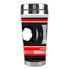 Compact Cassette Stainless Steel Travel Tumblers