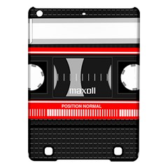 Compact Cassette Ipad Air Hardshell Cases