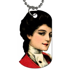 Lady 1032898 1920 Dog Tag (two Sides)
