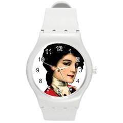 Lady 1032898 1920 Round Plastic Sport Watch (m)