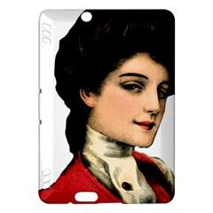 Lady 1032898 1920 Kindle Fire Hdx Hardshell Case