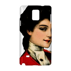 Lady 1032898 1920 Samsung Galaxy Note 4 Hardshell Case
