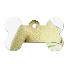 Lady 781311 1920 Dog Tag Bone (two Sides)