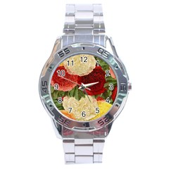 Flowers 1776429 1920 Stainless Steel Analogue Watch