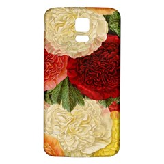 Flowers 1776429 1920 Samsung Galaxy S5 Back Case (white)