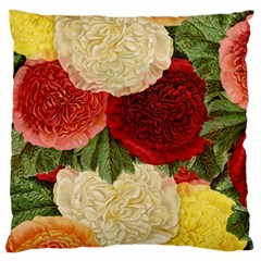 Flowers 1776429 1920 Large Flano Cushion Case (two Sides)