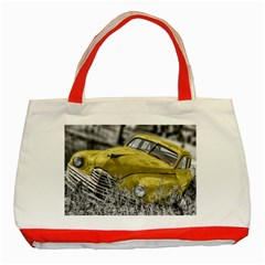 Oldtimer 168127 1920 Classic Tote Bag (red)