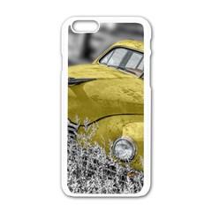 Oldtimer 168127 1920 Apple Iphone 6/6s White Enamel Case