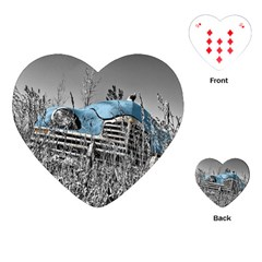 Oldtimer 166531 1920 Playing Cards (heart)