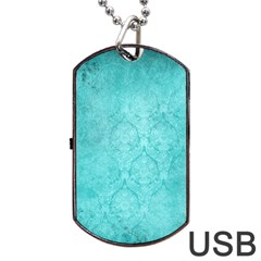 Background 1724648 1920 Dog Tag Usb Flash (two Sides)