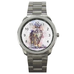 Bird 2552769 1920 Sport Metal Watch
