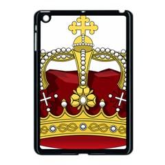 Crown 2024678 1280 Apple Ipad Mini Case (black)