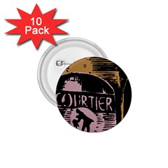 Bottle 1954419 1280 1 75  Buttons (10 Pack)