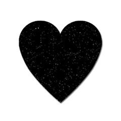 Sky Heart Magnet