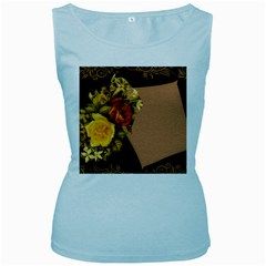 Place Card 1954137 1920 Women s Baby Blue Tank Top