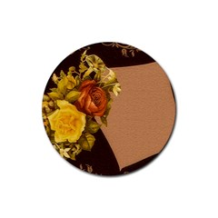 Place Card 1954137 1920 Rubber Round Coaster (4 Pack)