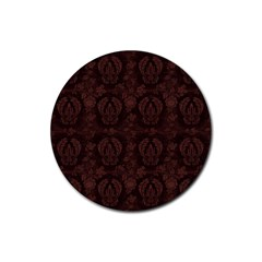 Leather 1568432 1920 Rubber Round Coaster (4 Pack)