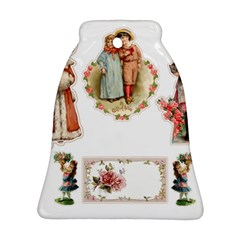 Children 1436665 1920 Bell Ornament (two Sides)