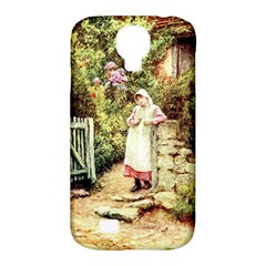 Vintage 1895908 1920 Samsung Galaxy S4 Classic Hardshell Case (pc+silicone)
