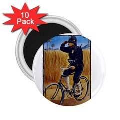 Policeman 1763380 1280 2 25  Magnets (10 Pack)
