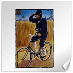 Policeman 1763380 1280 Canvas 12  X 12