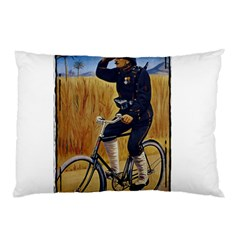 Policeman 1763380 1280 Pillow Case (two Sides)