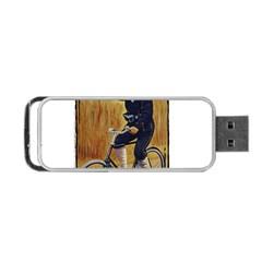 Policeman 1763380 1280 Portable Usb Flash (one Side)