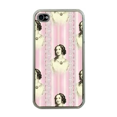 Victorian 1568436 1920 Apple Iphone 4 Case (clear)