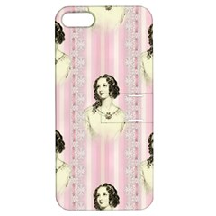 Victorian 1568436 1920 Apple Iphone 5 Hardshell Case With Stand