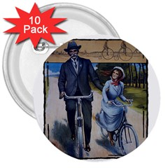 Bicycle 1763283 1280 3  Buttons (10 Pack)