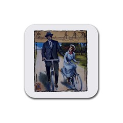 Bicycle 1763283 1280 Rubber Square Coaster (4 Pack)