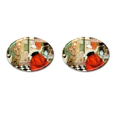 Vintage 1723768 1920 Cufflinks (oval)
