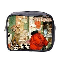 Vintage 1723768 1920 Mini Toiletries Bag 2 Side