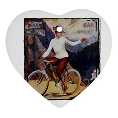 Bicycle 1763235 1280 Ornament (heart)