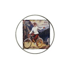Bicycle 1763235 1280 Hat Clip Ball Marker