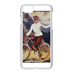 Bicycle 1763235 1280 Apple Iphone 8 Seamless Case (white)