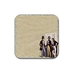 Background 1775359 1920 Rubber Square Coaster (4 Pack)