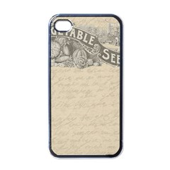 Background 1776472 1920 Apple Iphone 4 Case (black)