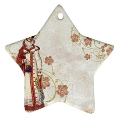 Background 1775358 1920 Star Ornament (two Sides)