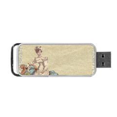 Background 1775324 1920 Portable Usb Flash (two Sides)