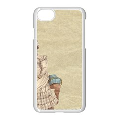 Background 1775324 1920 Apple Iphone 8 Seamless Case (white)