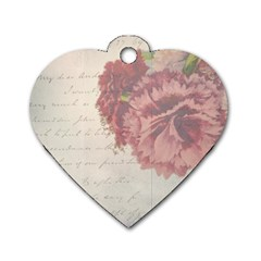 Background 1775373 1920 Dog Tag Heart (two Sides)