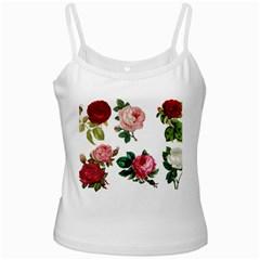 Roses 1770165 1920 Ladies Camisoles