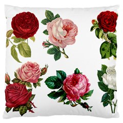 Roses 1770165 1920 Standard Flano Cushion Case (one Side)