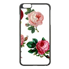 Roses 1770165 1920 Apple Iphone 6 Plus/6s Plus Black Enamel Case