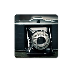 Photo Camera Square Magnet