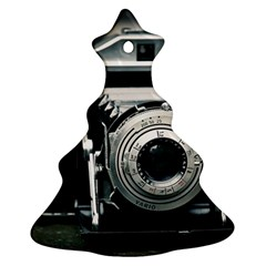 Photo Camera Ornament (christmas Tree)