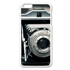 Photo Camera Apple Iphone 6 Plus/6s Plus Enamel White Case